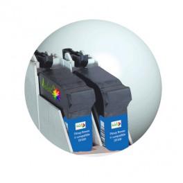 Cartouche Pitney Bowes ® compatible DP200 / DP400 (Lot de 2 cartouches)