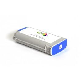 Cartouches Pitney Bowes ® encre bleue haute capacité compatible Connect+ 1000 / Connect+ 2000 / Connect+ 3000