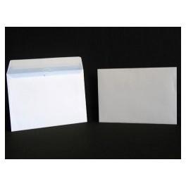 Type C6 - Format 114x162 Blanc