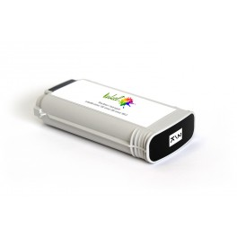Cartouche Pitney Bowes ® encre noir haute capacité compatible Connect+ 1000 / Connect+ 2000 / Connect+ 3000