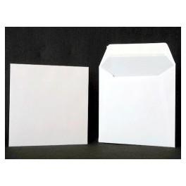 Format 165x165 Blanc